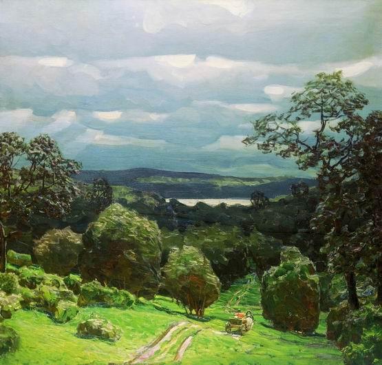 Картины пейзажи природы художников