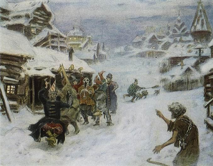 картины васнецова: